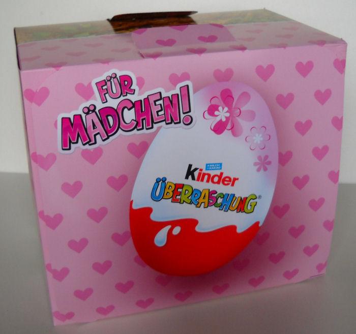 boîte allemande vide Kinder  surprise Mickey Mouse /& Friends